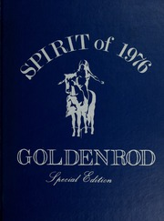 1976 Edition, Quincy High School - Goldenrod Yearbook (Quincy, MA)