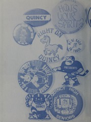 Page 2, 1977 Edition, Quincy High School - Goldenrod Yearbook (Quincy, MA) online yearbook collection