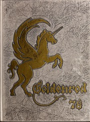 1978 Edition, Quincy High School - Goldenrod Yearbook (Quincy, MA)