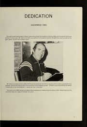 Page 11, 1982 Edition, Quincy High School - Goldenrod Yearbook (Quincy, MA) online yearbook collection