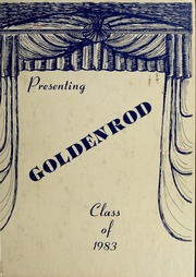 1983 Edition, Quincy High School - Goldenrod Yearbook (Quincy, MA)