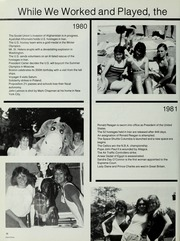 Page 14, 1985 Edition, Quincy High School - Goldenrod Yearbook (Quincy, MA) online yearbook collection