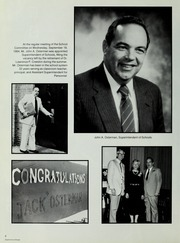 Page 6, 1985 Edition, Quincy High School - Goldenrod Yearbook (Quincy, MA) online yearbook collection
