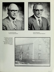 Page 7, 1985 Edition, Quincy High School - Goldenrod Yearbook (Quincy, MA) online yearbook collection