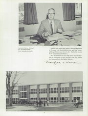 Page 10, 1959 Edition, Lexington High School - Lexington Yearbook (Lexington, MA) online yearbook collection