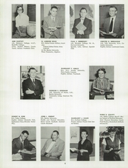 Page 13, 1959 Edition, Lexington High School - Lexington Yearbook (Lexington, MA) online yearbook collection