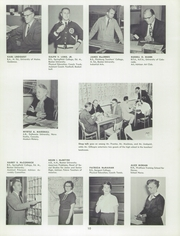 Page 14, 1959 Edition, Lexington High School - Lexington Yearbook (Lexington, MA) online yearbook collection