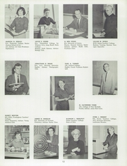 Page 16, 1959 Edition, Lexington High School - Lexington Yearbook (Lexington, MA) online yearbook collection