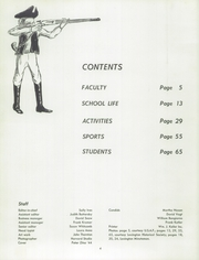 Page 8, 1959 Edition, Lexington High School - Lexington Yearbook (Lexington, MA) online yearbook collection