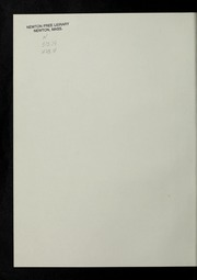 Page 4, 1978 Edition, Newton North High School - Newtonian Yearbook (Newton, MA) online yearbook collection