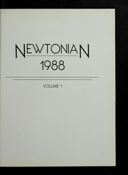 Page 5, 1988 Edition, Newton North High School - Newtonian Yearbook (Newton, MA) online yearbook collection