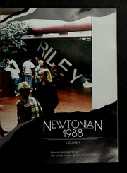 Page 7, 1988 Edition, Newton North High School - Newtonian Yearbook (Newton, MA) online yearbook collection