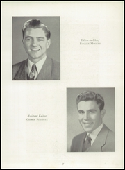 Page 11, 1947 Edition, Everett High School - Memories Yearbook (Everett, MA) online yearbook collection