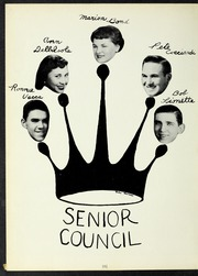 Page 10, 1954 Edition, Everett High School - Memories Yearbook (Everett, MA) online yearbook collection