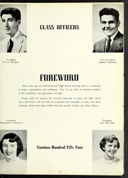 Page 11, 1954 Edition, Everett High School - Memories Yearbook (Everett, MA) online yearbook collection