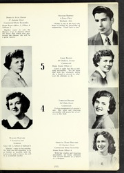 Page 17, 1954 Edition, Everett High School - Memories Yearbook (Everett, MA) online yearbook collection