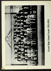 Page 8, 1954 Edition, Everett High School - Memories Yearbook (Everett, MA) online yearbook collection
