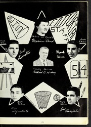 Page 9, 1954 Edition, Everett High School - Memories Yearbook (Everett, MA) online yearbook collection