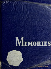 1958 Edition, Everett High School - Memories Yearbook (Everett, MA)