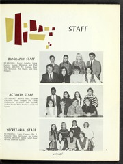 Page 7, 1970 Edition, Everett High School - Memories Yearbook (Everett, MA) online yearbook collection