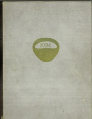 1924 Edition, Commerce High School - Yearbook (Springfield, MA)