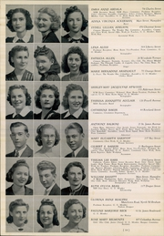 Page 16, 1940 Edition, Commerce High School - Yearbook (Springfield, MA) online yearbook collection