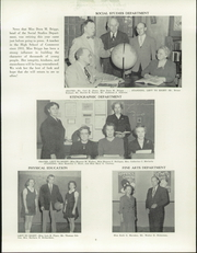 Page 13, 1954 Edition, Commerce High School - Yearbook (Springfield, MA) online yearbook collection