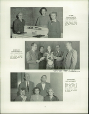 Page 14, 1954 Edition, Commerce High School - Yearbook (Springfield, MA) online yearbook collection