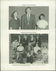Page 16, 1954 Edition, Commerce High School - Yearbook (Springfield, MA) online yearbook collection