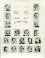 Page 17, 1954 Edition, Commerce High School - Yearbook (Springfield, MA) online yearbook collection