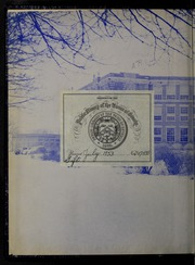 Page 2, 1953 Edition, Beverly High School - Beverlega Yearbook (Beverly, MA) online yearbook collection