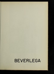 Page 7, 1953 Edition, Beverly High School - Beverlega Yearbook (Beverly, MA) online yearbook collection