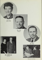 Page 15, 1954 Edition, Beverly High School - Beverlega Yearbook (Beverly, MA) online yearbook collection