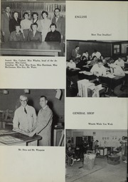 Page 16, 1954 Edition, Beverly High School - Beverlega Yearbook (Beverly, MA) online yearbook collection