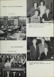 Page 17, 1954 Edition, Beverly High School - Beverlega Yearbook (Beverly, MA) online yearbook collection