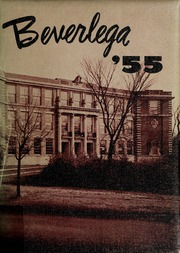 Page 1, 1955 Edition, Beverly High School - Beverlega Yearbook (Beverly, MA) online yearbook collection