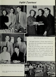 Page 17, 1959 Edition, Beverly High School - Beverlega Yearbook (Beverly, MA) online yearbook collection