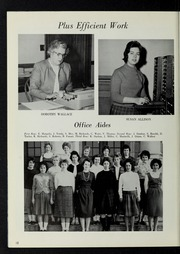 Page 16, 1962 Edition, Beverly High School - Beverlega Yearbook (Beverly, MA) online yearbook collection