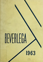Page 1, 1963 Edition, Beverly High School - Beverlega Yearbook (Beverly, MA) online yearbook collection