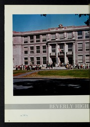 Page 8, 1963 Edition, Beverly High School - Beverlega Yearbook (Beverly, MA) online yearbook collection