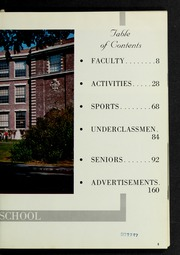 Page 9, 1963 Edition, Beverly High School - Beverlega Yearbook (Beverly, MA) online yearbook collection