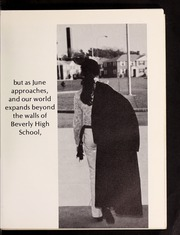 Page 17, 1972 Edition, Beverly High School - Beverlega Yearbook (Beverly, MA) online yearbook collection