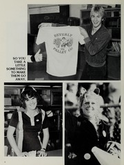 Page 10, 1983 Edition, Beverly High School - Beverlega Yearbook (Beverly, MA) online yearbook collection