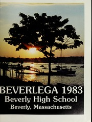 Page 5, 1983 Edition, Beverly High School - Beverlega Yearbook (Beverly, MA) online yearbook collection