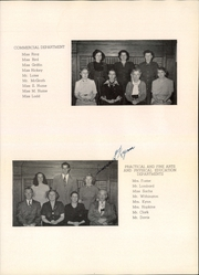 Page 17, 1950 Edition, Melrose High School - Log Yearbook (Melrose, MA) online yearbook collection