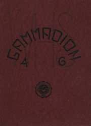 Page 1, 1946 Edition, Westfield High School - Gammadian Yearbook (Westfield, MA) online yearbook collection