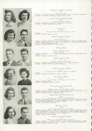 Page 14, 1946 Edition, Westfield High School - Gammadian Yearbook (Westfield, MA) online yearbook collection