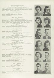 Page 15, 1946 Edition, Westfield High School - Gammadian Yearbook (Westfield, MA) online yearbook collection