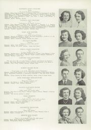 Page 17, 1946 Edition, Westfield High School - Gammadian Yearbook (Westfield, MA) online yearbook collection
