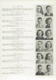 Page 9, 1946 Edition, Westfield High School - Gammadian Yearbook (Westfield, MA) online yearbook collection
